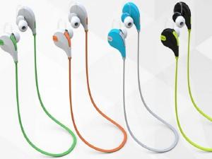 écouteurs bluetooth pour le sport