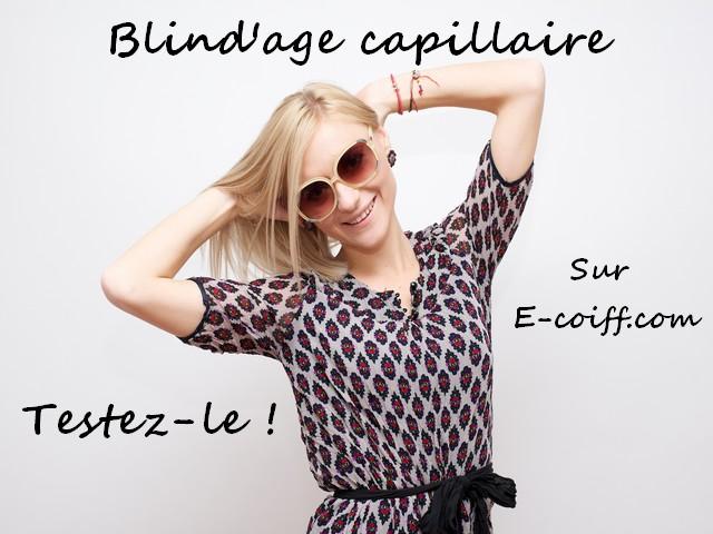 blind'age capillaire sur internet