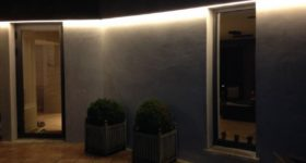 vente profile led