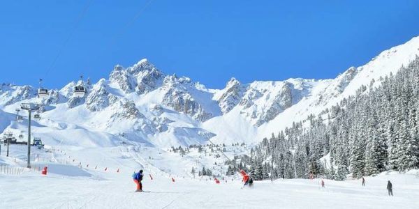vtc courchevel